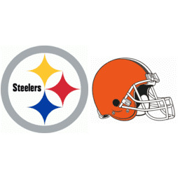 pittsburgh steelers at cleveland browns october 11th 1992 pro