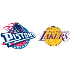 725b258eaf92 2004 NBA Finals - Detroit Pistons vs. Los Angeles Lakers ...