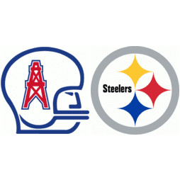 AFC Championship - Houston Oilers at Pittsburgh Steelers