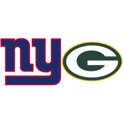Wild Card - New York Giants at Green Bay Packers - January