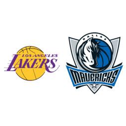 Los Angeles Lakers At Dallas Mavericks Box Score January 7