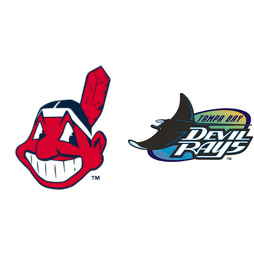 Cleveland Indians at Tampa Bay Devil Rays Box Score, August