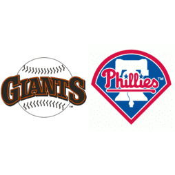 San Francisco Giants at Philadelphia Phillies Box Score