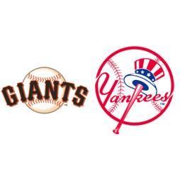 San Francisco Giants at New York Yankees Box Score, June 8