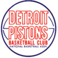 Image result for detroit pistons 1960 logo