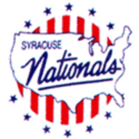 1957 58 Syracuse Nationals Roster And Stats Basketball
