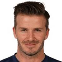 David Beckham Stats   FBref.com
