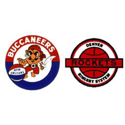 New Orleans Buccaneers at Denver Rockets Box Score ...